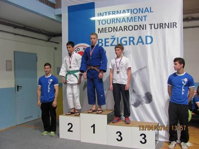 Mednarodni turnir v judu