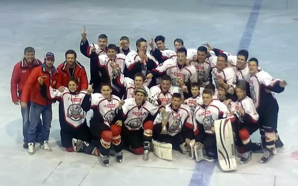 Hokejisti Jesenic maldinski državni prvaki