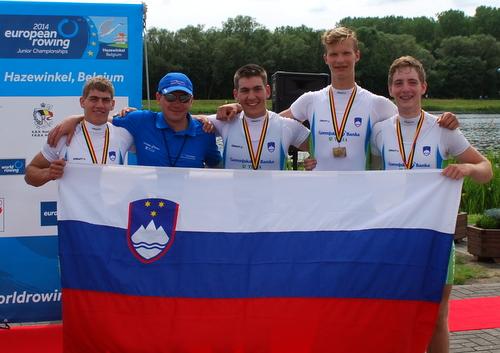 Kristjan Markovc, 3.a osvojil bron na mladinskem evropskem prvenstvu!