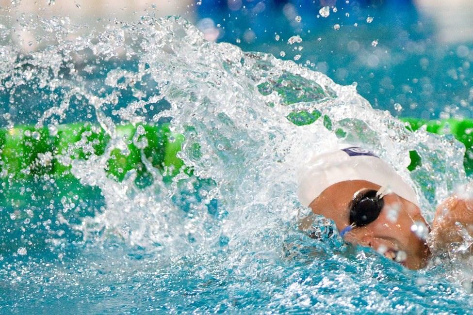 Tjaša Pintar, 2. š,  odplavala normo za Mladinske olimpijske igre – Nanjing 2014. ČESTITAMO!