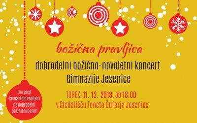 Dobrodelni božično-novoletni koncert