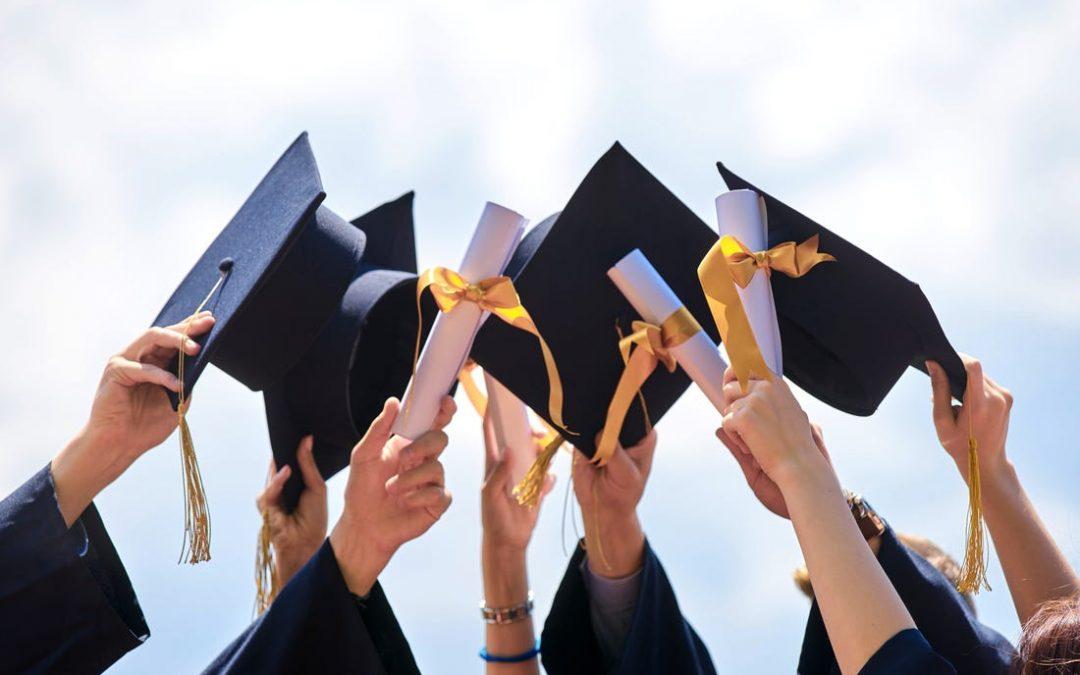 Podelitev maturitetnih spričeval
