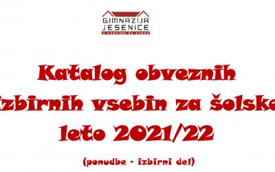 Katalog OIV 2021-22
