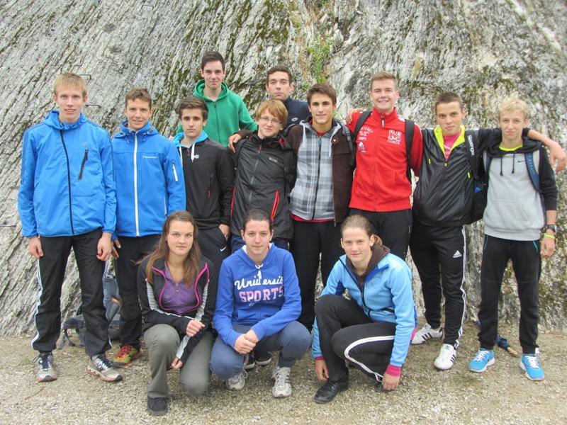 Uspeh naših dijakov na državnem prvenstvu v gorskem teku